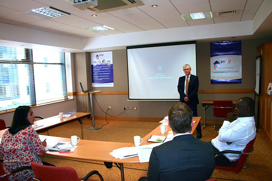HW Conveyancing Seminar Training